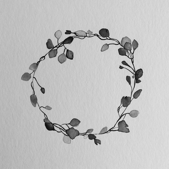 © Wreath by Renée Nesbitt